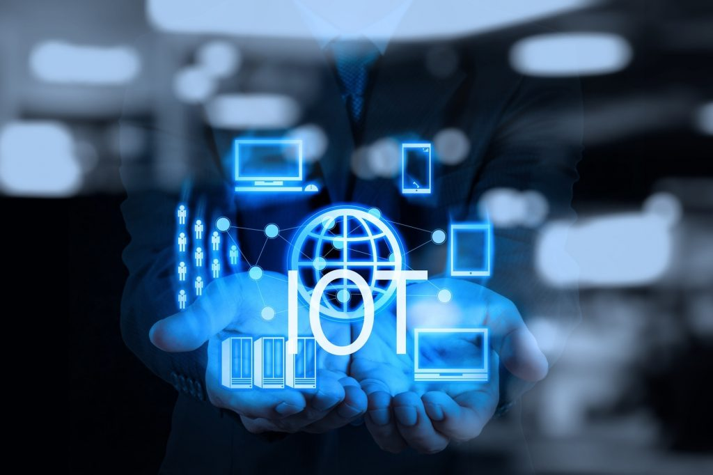IoT, How much can it contribute to the company's growth?