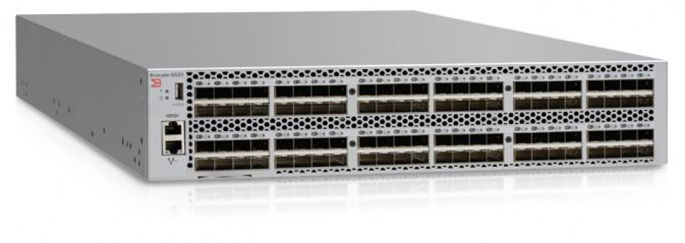 Brocade 6510 Switch: Overcome latency and congestion issues in private clouds