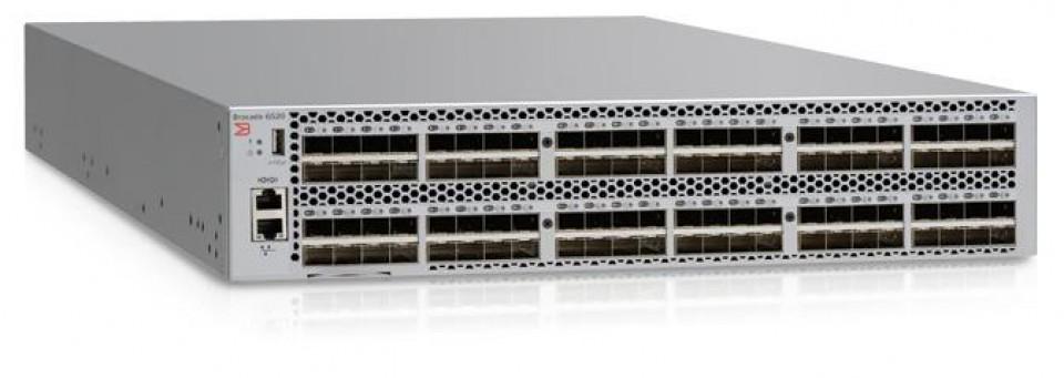 Brocade 6510 Switch: Supere los problemas de latencia y congestión en nubes privadas