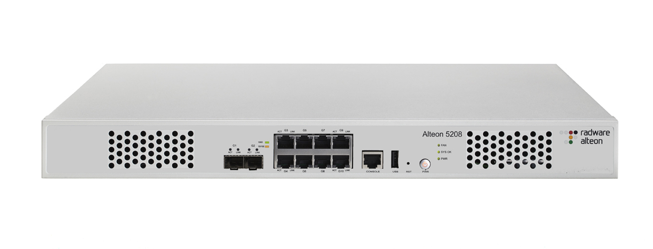 Balance your network loads with Radware Alteon Load Balancer