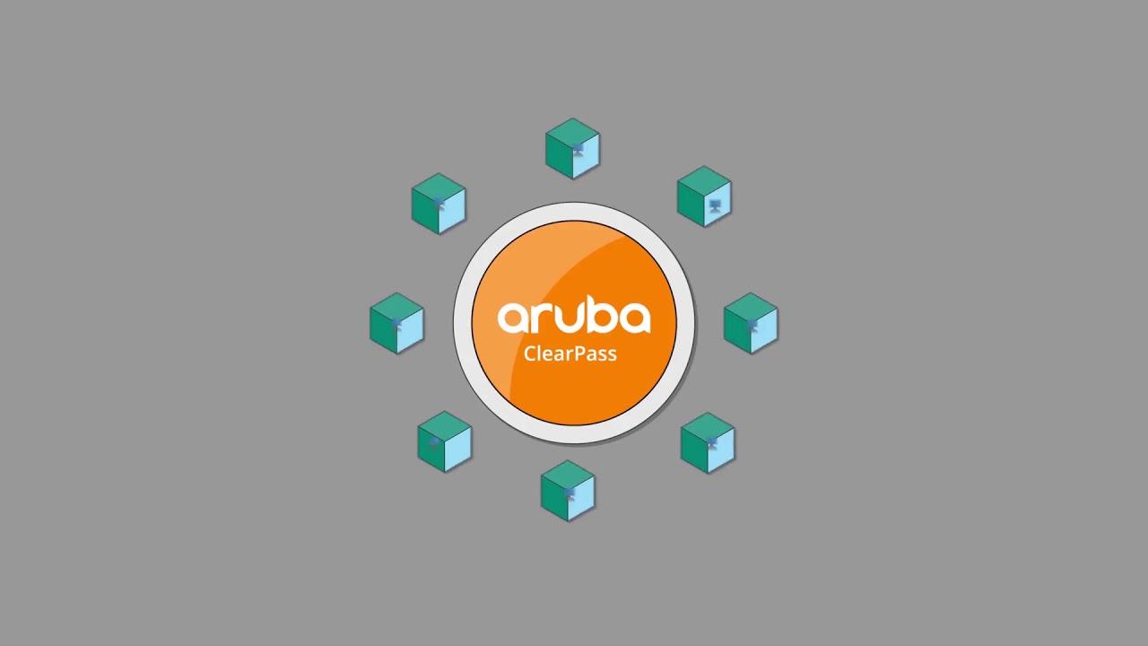 Mantenga una visibilidad de red más completa con Aruba ClearPass