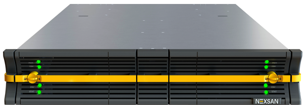 Nexsan E-series: The high-density storage you need