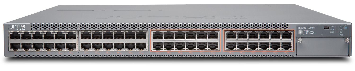 Juniper Ethernet Switches: Ready for extreme network situations?