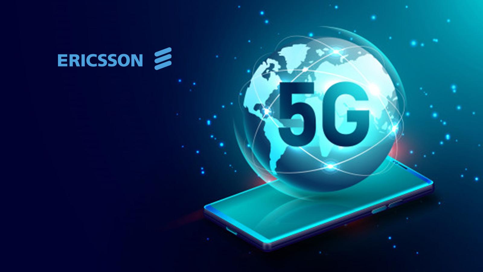 Ericsson 5G platform