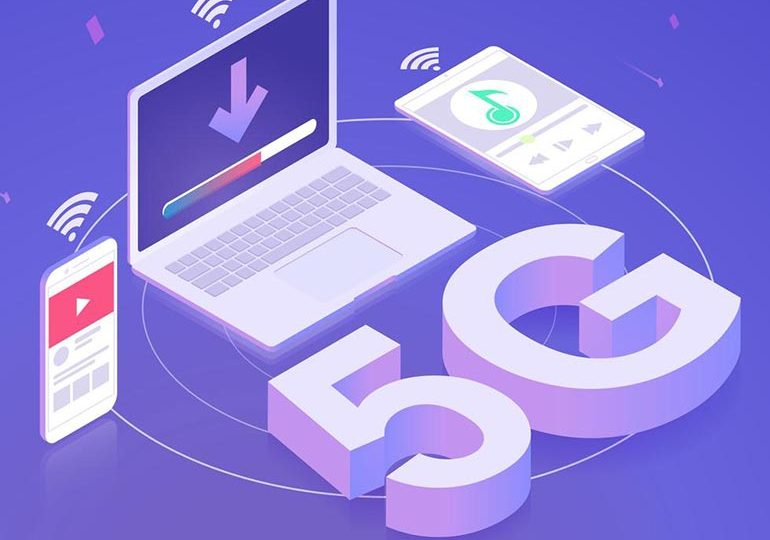 Use of 5G network