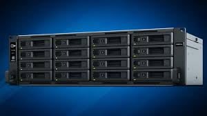 RackStation RS4021xs+ Enterprise NAS with built-in service continuity