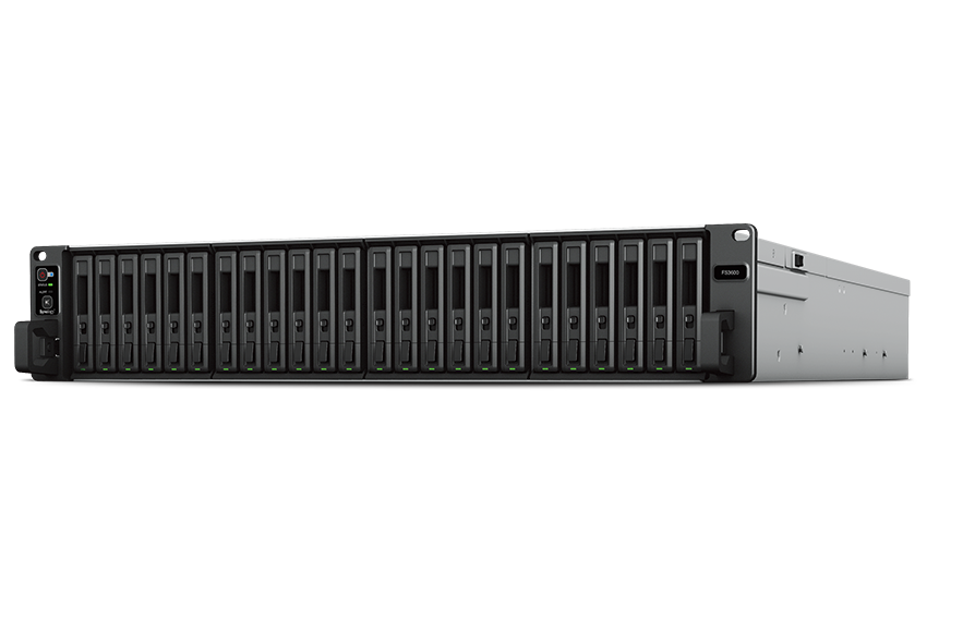 Synology FS3600: Accelerate your business with this 24-Bay NAS